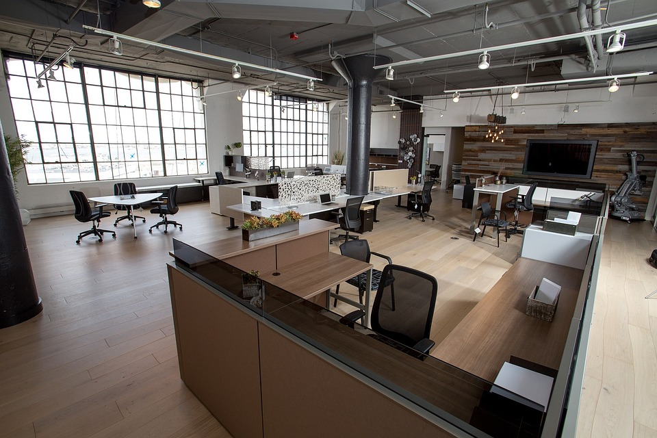 Büromöbel Kabine